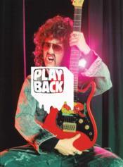 Play back - Couverture - Format classique