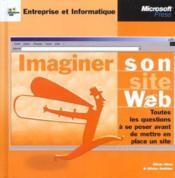 Imaginer Votre Site Web - Couverture - Format classique