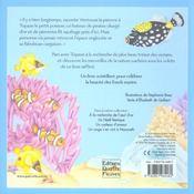 Le trésor des mers - 4ème de couverture - Format classique