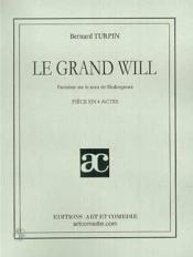 Le grand will - Couverture - Format classique