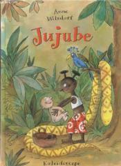 Jujube - Couverture - Format classique