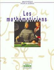 Les mathematiciens - Intérieur - Format classique