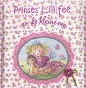 Lili-Rose et le faon - Couverture - Format classique