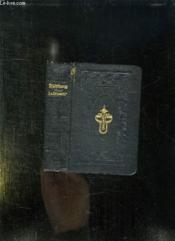 Le Souvenir De La Mission Ou Le Salut Aux Ames De Bonne Volonte. Manuel De Perseverance. - Couverture - Format classique
