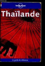 Thailande ; Guide De Voyage - Couverture - Format classique