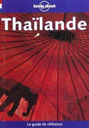 Thailande ; Guide De Voyage - Intérieur - Format classique