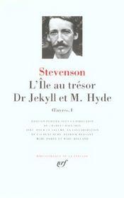 Oeuvres t.1 : l'île au trésor ; Dr Jekyll et Mr Hyde - Intérieur - Format classique