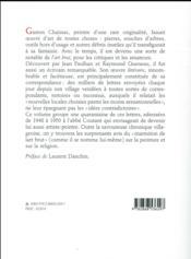 Le laisser aller des éliminés ; lettres à l'abbé Coutant, 1948-1950 - 4ème de couverture - Format classique