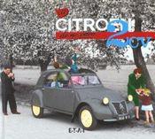 La Citroen 2cv De Mon Pere - Intérieur - Format classique