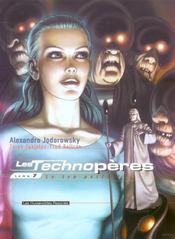 Les Technopères T.7 ; le jeu parfait - Intérieur - Format classique