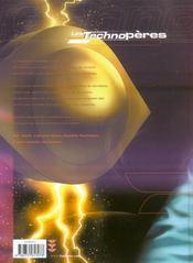 Les Technopères T.7 ; le jeu parfait - 4ème de couverture - Format classique