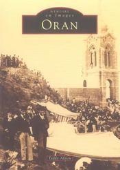 Oran - Intérieur - Format classique