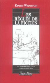 Les Regles De La Fiction - Intérieur - Format classique