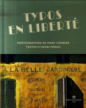 Typos en liberte - Intérieur - Format classique