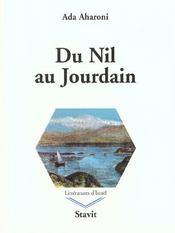 Du Nil Au Jourdain - Intérieur - Format classique
