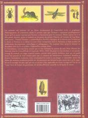 Petite histoire des animaux dans les livres d'ecole, 1880-1945 - 4ème de couverture - Format classique