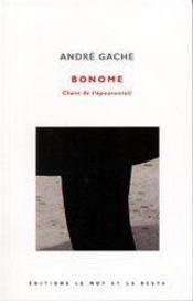 Bonome - Chant De L'Epouvantail - Couverture - Format classique