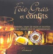 Foie gras et confits - Intérieur - Format classique