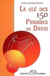 La clé des 150 psaumes de David - Couverture - Format classique