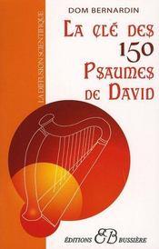 La clé des 150 psaumes de David - Intérieur - Format classique