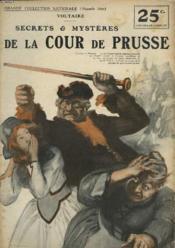 Secrets Et Mysteres De La Cour De Prusse - Couverture - Format classique