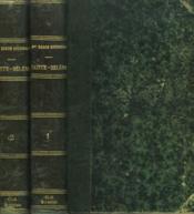 Sainte-Helene. Journal Inedit De 1815 A 1818. Tomes I Et Ii. - Couverture - Format classique