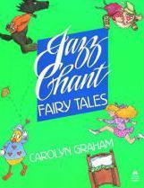 Jazz Chant Fairy Tales: Student Book - Couverture - Format classique