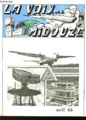 La Voix De La Midouze - Couverture - Format classique