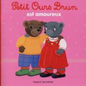 Petit Ours Brun est amoureux (édition 2015) - Couverture - Format classique