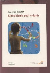 Kinesiologie pour enfants - Couverture - Format classique