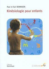 Kinesiologie pour enfants - Intérieur - Format classique