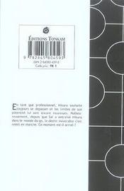 Hikaru no go T.15 ; adieu ! - 4ème de couverture - Format classique