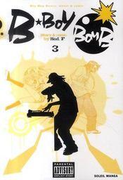 B-boy bomb t.3 - Intérieur - Format classique