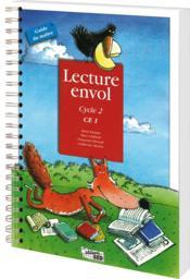 Lecture Envol ; Ce1 ; Guide Du Maître - Couverture - Format classique