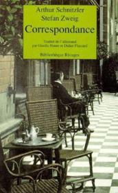 Correspondance - Couverture - Format classique
