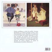 Norman rockwell, chroniqueur du xx siecle - 4ème de couverture - Format classique