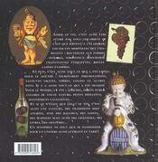 Objets du vin a collectionner - 4ème de couverture - Format classique