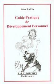 Guide Pratique De Developpement Personnel - Intérieur - Format classique