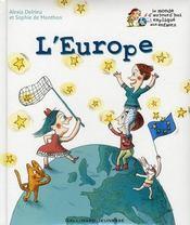 L'Europe - Intérieur - Format classique