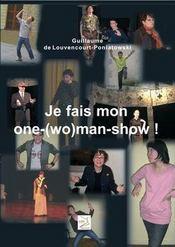 Je fais mon one-(wo)man show ! - Intérieur - Format classique