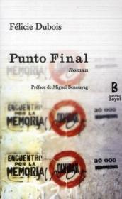 Punto final - Couverture - Format classique