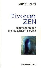 Divorcer zen - Intérieur - Format classique
