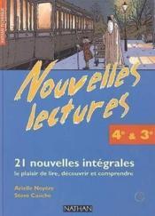 Nlles lectures 4 3 techno ele - Couverture - Format classique