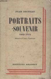 Portraits Souvenir. - Couverture - Format classique