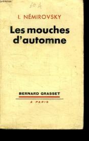 Les Mouches D Automne. - Couverture - Format classique