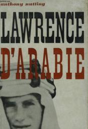 Lawrence D'Arabie. - Couverture - Format classique