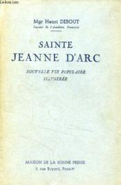 Sainte Jeanne D'Arc, Nouvelle Vie Populaire Illustree - Couverture - Format classique