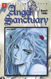 Angel sanctuary t.5 - Intérieur - Format classique