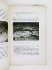 Un atelier de sculpture de l'âge du renne. [ Domaine de Laussel, Dordogne ] - Couverture - Format classique