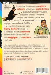 Harry potter t 2 harry potter et la chambre des secrets - Harry potter 2 et la chambre des secrets streaming ...